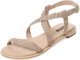 Ava & Aiden Women's Braided Flat Sandal