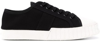 Primury Low-Top Fabric Sneakers