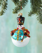 Christopher Radko I'm with the Band Christmas Ornament