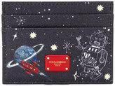 Dolce & Gabbana space robot card holder