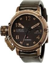 U-Boat Men's 7236 Chimera Bronzo Watch