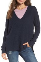 Madewell Women's Warmlight V-Neck Sweater