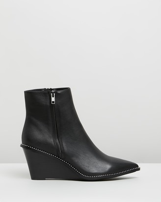 Caverley Robbie Wedge Boots