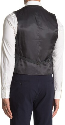 Reiss Dobron Slim FIt Suit Separates Vest