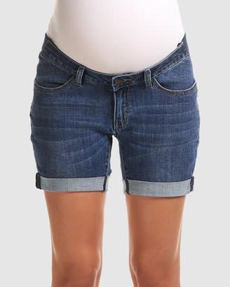 Soon Mila Denim Shorts