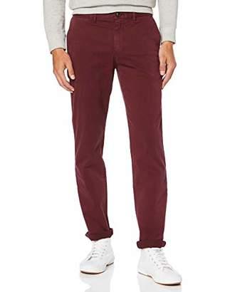 Tommy Hilfiger Men's Straight Denton Chino Gmd Flex Trouser,W33/L32