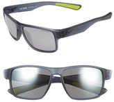 Nike 'Mavrk' 59Mm Sunglasses - Crystal Dark Grey/ Black