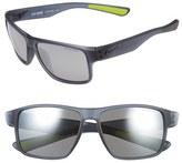 Nike 'Mavrk' 59Mm Sunglasses - Crystal Dark Grey/ Black