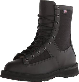 """Danner Men's Acadia 8"""" Black 200G Military & Tactical Boot 9.5 B US"""