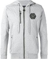 Philipp Plein Aero hoodie - men - Cotton - XL