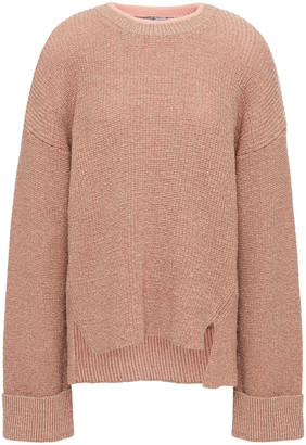 Joie Cicilia Metallic Knitted Sweater