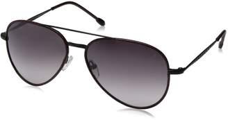 John Varvatos V512 Aviator Sunglasses