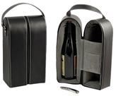 Bey-Berk Wine Caddy for Two