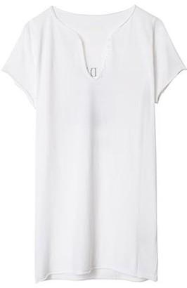 Zadig & Voltaire Tunisien Mc Destinee Strass T-Shirt