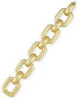 Elizabeth Locke Livorno 19K Gold Link Bracelet