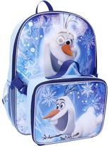 Disney Disney's Frozen Olaf Backpack & Lunch Bag Set - Kids