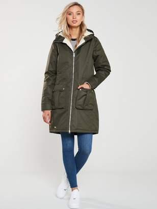 Regatta Romina Long Line Jacket - Khaki