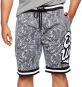 Ecko Unlimited Unltd Pull-On Shorts-Big and Tall
