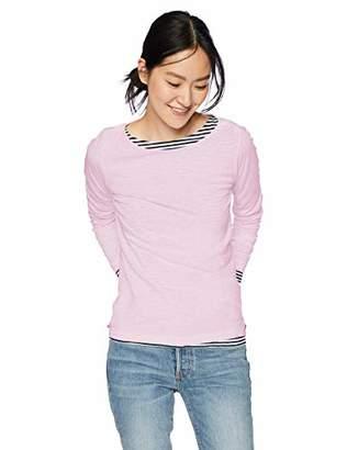 J.Crew Mercantile Women's Long Sleeve Boatneck T-Shirt