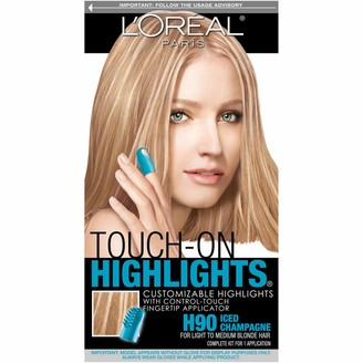 L'Oreal Touch On Highlights Iced Champagne