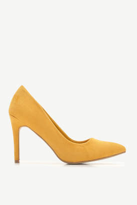 Ardene Faux Suede Pointy Pumps