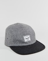 Herschel Supply Co Glendale Cap In Grey