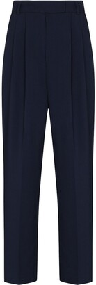 Frankie Shop Bea high-waisted trousers
