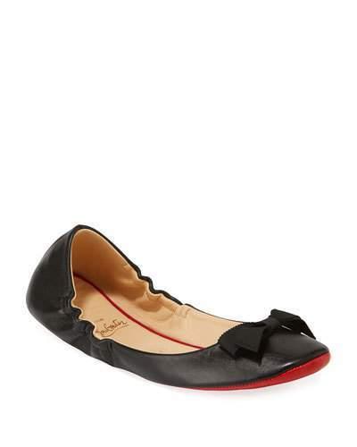 068045d11fe Air Loubi Red Sole Ballet Flats