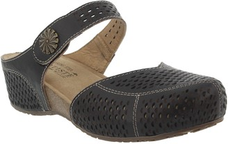 Spring Step L'Artiste by Leather Clogs - Spoorti