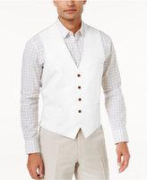 INC International Concepts Men's Linen Blend Vest, Created for Macy's