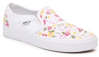 Vans Asher Tropical Slip-On Sneaker - Women's