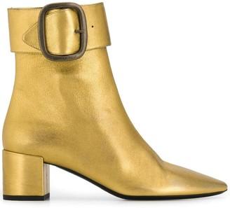 Saint Laurent Joplin 50 boots