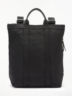 KIN Sette Tote Backpack, Black