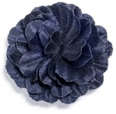 hook + ALBERT Men's Small Lapel Flower