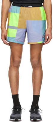 Nike Multicolor Recycled Flex Stride Wild Run Shorts