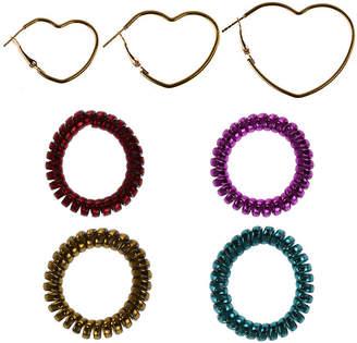 Decree 7-pc. Heart Jewelry Set