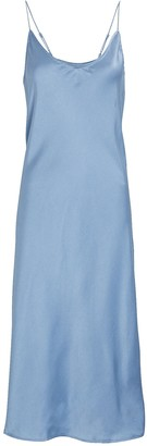 Skin Terra Silk Slip Dress