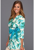 Bri Seeley Alexa Cotton Wrap Coat