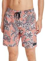 Barney Cools B.Cools Floral Amphibious Swim Trunks