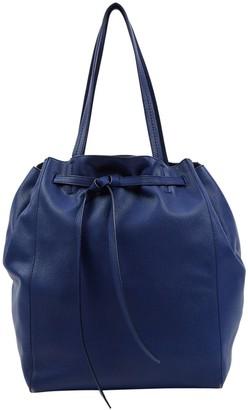 Celine Blue Leather Handbags