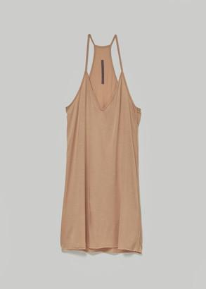 Rick Owens Lilies Women's Tank Top in Blush Size 44