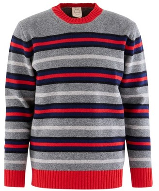 Country Of Origin Striped cardigan