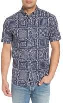 Reyn Spooner Lahaina Sailor Classic Fit Sport Shirt