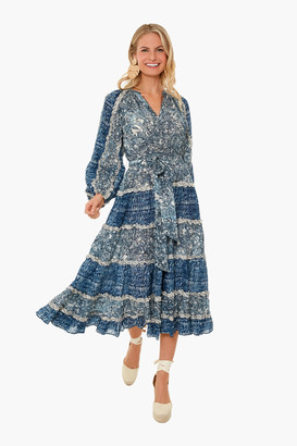 Ulla Johnson Indigo Anzu Dress