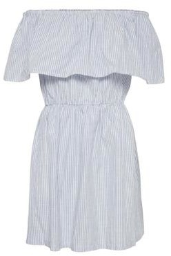 Ichi Gry Dress Della Robbia Blue - XS