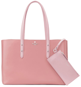 Aspinal of London Women's Regent Tote Dusky Pink/Rose Dust