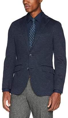 Hackett London Men's Cotton Texture Jersey Suit