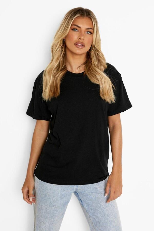 6b062736df5 Oversized Boyfriend Shirt - ShopStyle