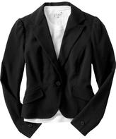 Women's Essential One-Button Blazers