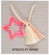 Atsuyo et Akiko Klara Star Pompom Necklace